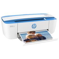 Stampante Multifunzione DeskJet 3720 Inkjet a Colori Stampa Copia Scansione 15 ppm (a Colori) 19 ppm (B / N) Wi-Fi USB