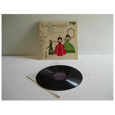 Rossini - La Cenerentola Vinile Decca