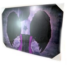 tela 'sexy angel' porpora (40x60 cm) - [ n4201]