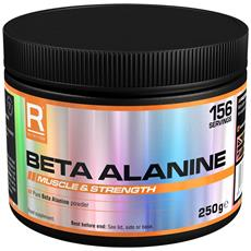 Beta Alanine 250 G - Reflex - Pre-allenamento Senza Caffeina -
