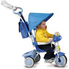 Triciclo Baby Plus Celeste