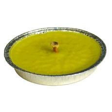 Candele di citronella antizanzare diametro cm 11 Pezzi 12