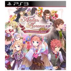 PS3 - Atelier Rorona Plus: The Alchemist of Arland