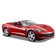 2014 Corvette Stingray Coupe 1:24 (Rossa / Blu)