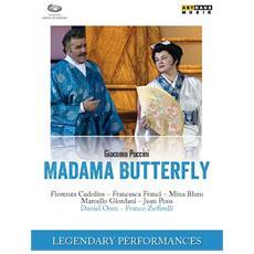 Dvd Puccini Giacomo-madama Butterfly