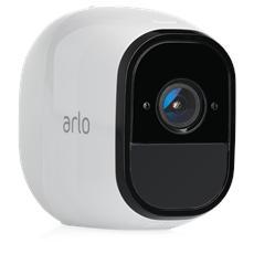 Videocamera IP di sorveglianza Arlo Pro Supplementare HD Wireless - Bianco