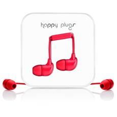 """In-Ear, Stereofonico, Interno orecchio, Rosso, Cablato, 3.5 mm (1/8"""") , Samsung plug"""