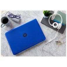 Cuffie stereo 2800 DF blu