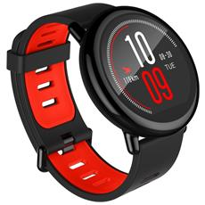 "Smartwatch Amazfit Pace Display 1.34"" 4GB Bluetooth Nero / Rosso"