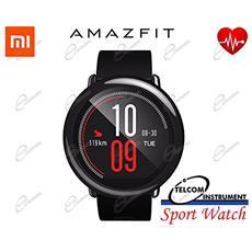 "Amazfit Sport 1.34"" LCD 54.5g Nero, Rosso smartwatch"