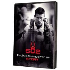DVD FELIX BAUMGARTNER STORY (es. IVA)