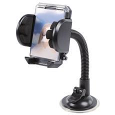 Universale Staffa per Telefono per Auto Nero