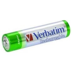 Batteria Ricaricabile AAA 1000 mAh 4 Pezzi