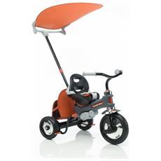 Triciclo Per Bambini Rosso Azzurro