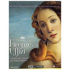 DVD FIRENZE E GLI UFFIZI (+booklet)