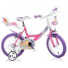 STOBOK Cestino da Bici in Plastica Cestino Unicorno Rosa Cestino