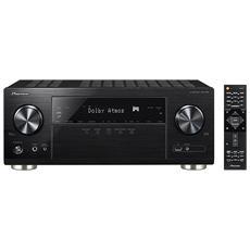 Sintoamplificatore VSX-932 130W 7.1 canali Surround Compatibilità 3D Nero ricevitore AV