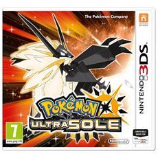 N3DS - Pokemon UltraSole