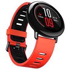 Smartwatch Amazfit Pace Display 1.34'' 4GB Bluetooth Nero / Rosso