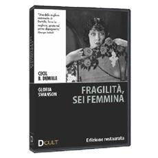 Dvd Fragilita', Sei Femmina