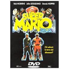 Dvd Supermario Bros