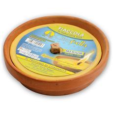 Candele di citronella antizanzare in ciotola diametro cm 11 Pezzi 12