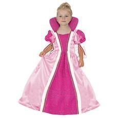 Costume Principessina 3-4