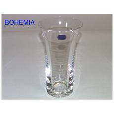 Vaso Bohemia Liscio Cm23 Decorazioni