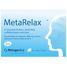 Metarelax - 40 Bustine