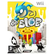 WII - De Blob