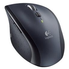 LOGITECH - Mouse Laser Wireless / USB M705 Colore Argento