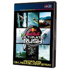 DVD RED BULL - ULTIMATE RUSH (es. IVA)