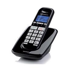 S3001 Telefono Cordless digitale Colore Nero
