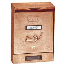 Cassetta Postale in Rame 22x32.5x11 cm