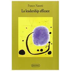 Leadership efficace (La)