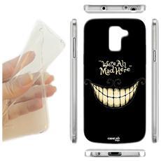 Cover Morbida Slim TPU Siamo Tutti Pazzi per Samsung Galaxy A5 Sm-A500F 2016