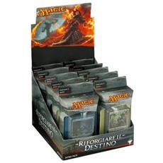 MGC78283 Magic The Gathering - Riforgiare il Destino - Box 10 Mazzi Introduttivi