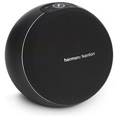 Diffusore Wireless Omni 10+ Multiroom HD Audio Connettività Wi-Fi, Spotify Connect, Chromecast Bulit in, Bluetooth e Aux-in Colore Nero