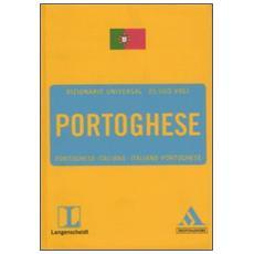 Langenscheidt. Portoghese. Portoghese-italiano, italiano-portoghese