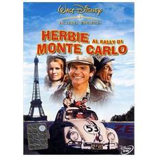 Dvd Herbie Al Rally Di Monte Carlo