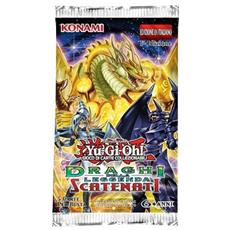 Carte Yu-Gi-Oh! Draghi Leggenda Scatenati