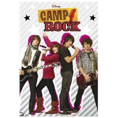Camp Rock - Group (Poster)