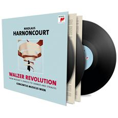 Nikolaus Harnoncourt - Walzer Revolution (3 Lp)
