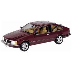 2952 Opel Monza Red 1/43 Modellino