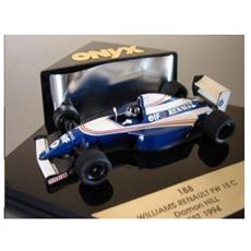 Ox0188 Williams D. hill 1994 Test 1:43 Modellino