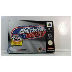 Wayne Gretzky's 3d Hockey - 64 N64 - Pal Ita Esp Italiano Gig Completo