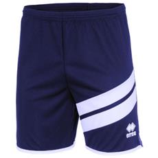 Errea Jaro Short Pantaloncino Adulto Blu / bianco Taglia M