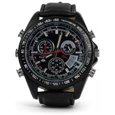 Smartwatch TX-93 83g 8GB con Fotocamera Full HD 2Mpx Colore Nero - Europa