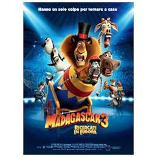 Brd Madagascar 3 (+dvd)