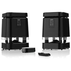 Speaker Altoparlanti stereo Anywhere 400 esterni senza fili a due vie 360°
